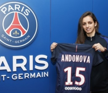 Фудбалерката Наташа Андонова, заштитното лице на Кожувчанка, потпиша за ПСЖ