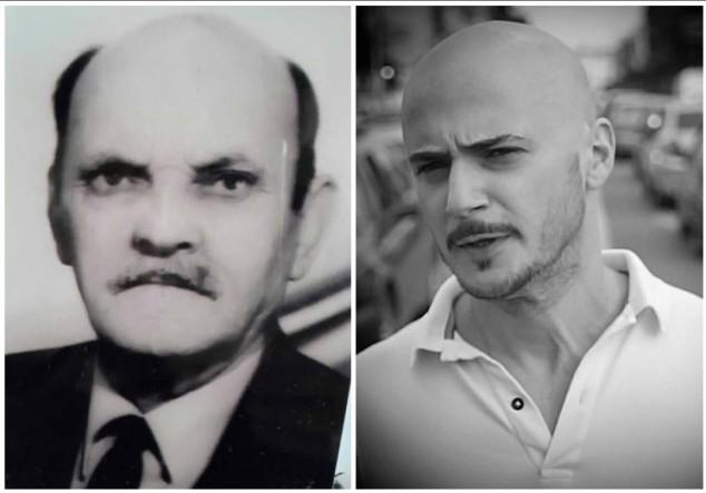 Андреј ДНК и дедо му