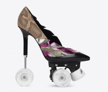 1.600 евра за чевли на тркала
