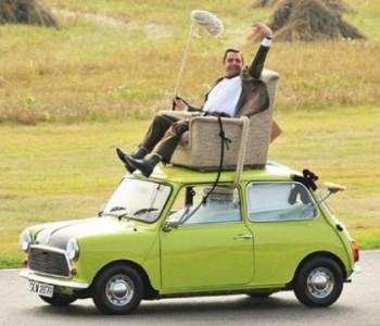 На продажба е култниот автомобил на Мистер Бин
