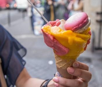 Летен хит: Алкохолен сладолед