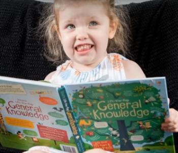 Тригодишна Британка е вистински гениј: Малата Офелија има коефициент на интелигенција 171, повисок и од на Ајнштајн