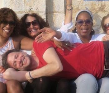 Милијарди долари на едно место: Елитата на чело со Опра пристигна во Дубровник