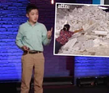 Деца генијалци: Група основци понудија решение кое ќе го спаси светот! (видео)