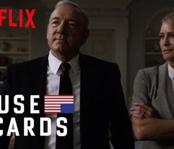 """Кевин Спејси доби """"отказ"""" од популарната серија House of cards (видео)"""