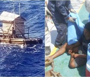 Неверојатно: Тинејџер  преживеал 49 дена на отворено море