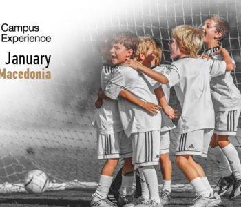 """Почна пријавувањето за кампот на најтрофејниот фудбалски колектив на планетата """" Реал Мадрид"""" и оваа година поддржано од Кожувчанка"""