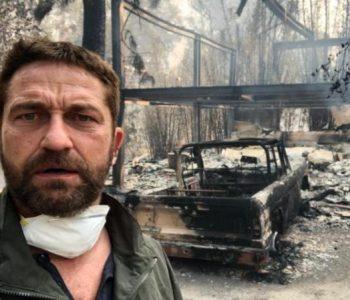 Скапоцени вили изгореа до темел: Пожарот во Калифорнија проголта милиони долари, еве кои познати останаа без кров над глава!