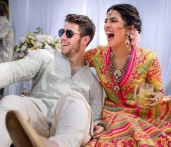 Боливудска свадба за паметење, поранешната мис на свет и тексашкиот пејач се венчаа во Индија  (ФОТО и ВИДЕО)