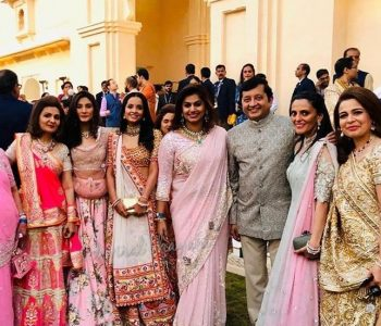 Во Индија започна најскапата венчавка во историјата (ВИДЕО)