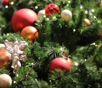 Вака изгледа кога соседите истовремено ќе го вклучат новогодишното осветлување (видео)