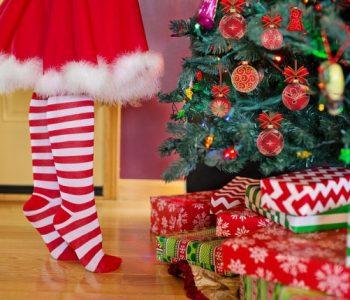 Нов хит на пазарот: Новогодишна елка, отпорна на мали деца и домашни миленици (ФОТО)