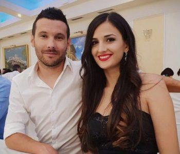 Фудбалерот Влатко Грозданоски стана татко и го доби најубавиот роденденски подарок