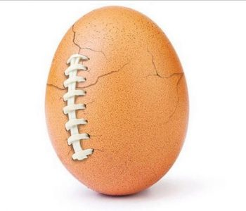 Се скрши најпопуларното јајце на Инстаграм