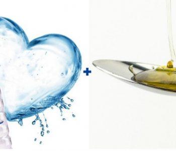 Медена вода, за здрав почеток на денот