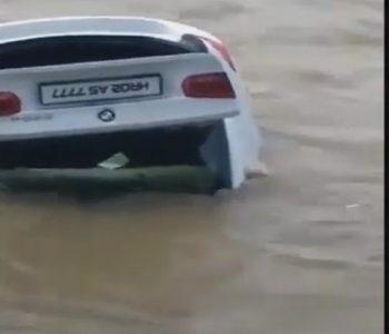 Го турнал своето BMW во вода зошто сакал Jaguar (видео)