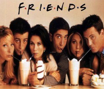 """Култната серија """"Пријатели"""" слави 25-годишнина од првата епизода"""