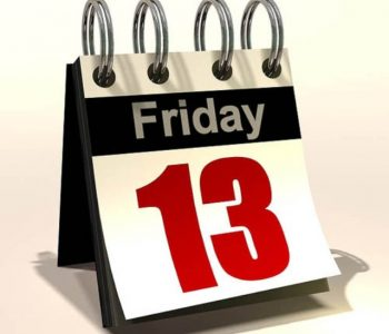 Суеверните луѓе се плашат од петок 13-ти, еве зошто!