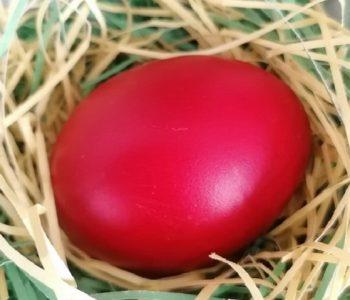 Што да направите со ланското велигденско јајце?