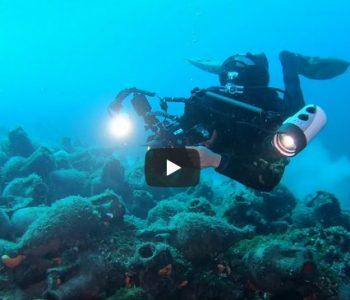 Грција го отвора првиот подводен музеј: За оние кои се плашат од нуркање е понудена виртуелна тура