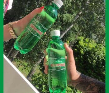 Жедни сте? Наздравете со чаша газирана вода!